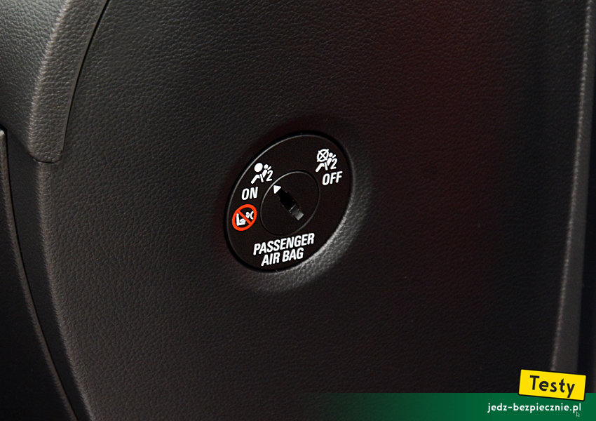 Testy Dziecko W Oplu Astra Hatchback Wyposażenie