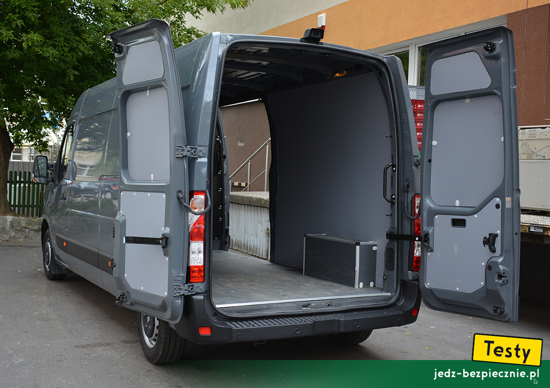 TESTY | Renault Master III facelifting L3H2 furgon FWD | furgon