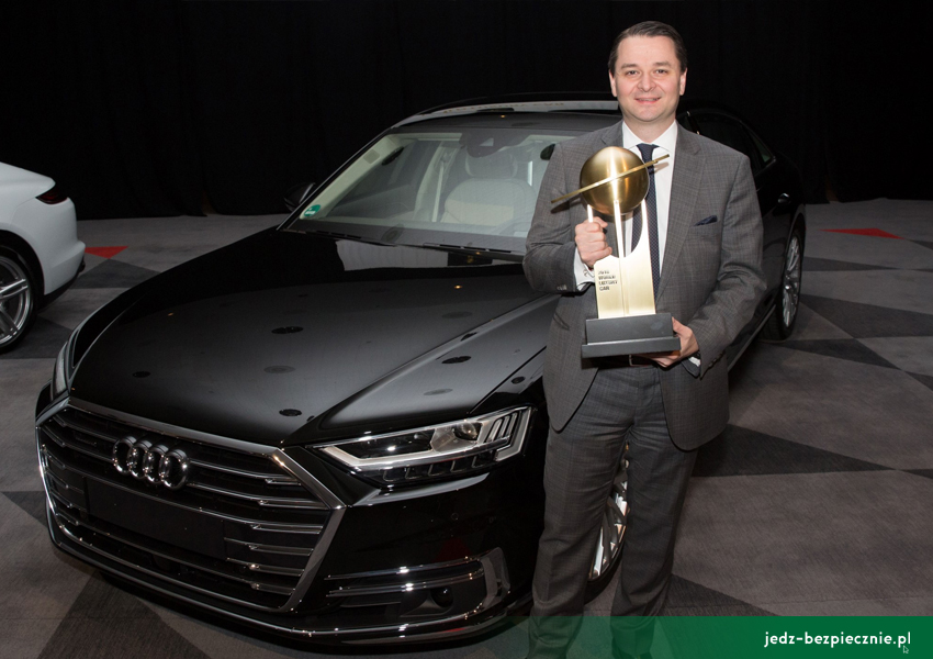 World Car of the Year 2018 | Audi A8