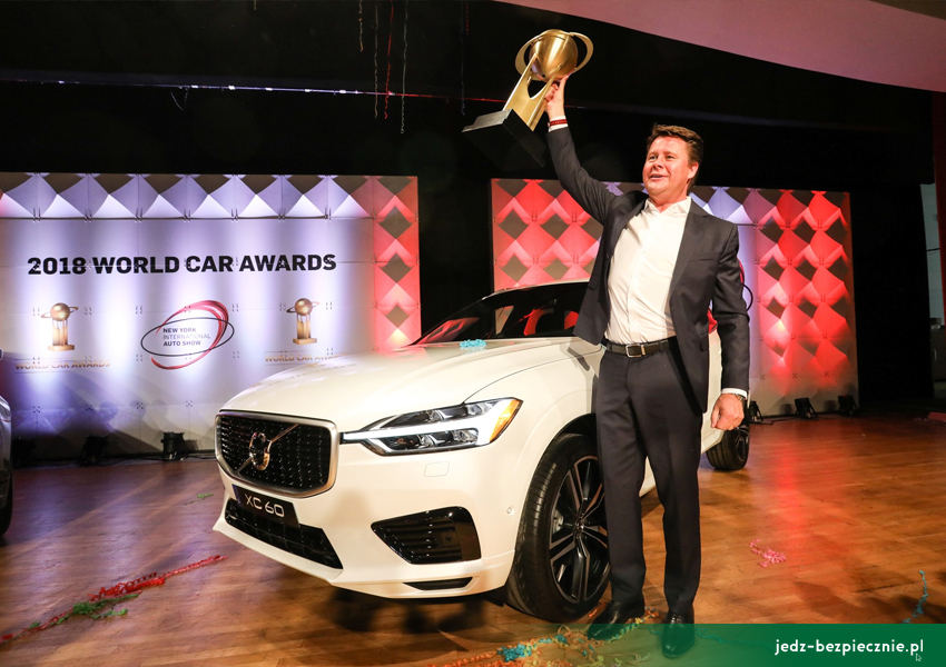 World Car of the Year 2018 | Volvo XC60