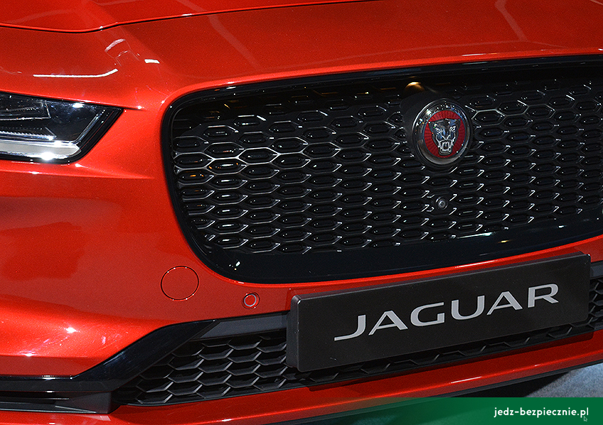 WYDARZENIA I World Car of the Year - Jaguar I-Pace i długo, długo nic I 2019 I Jaguar I-Pace