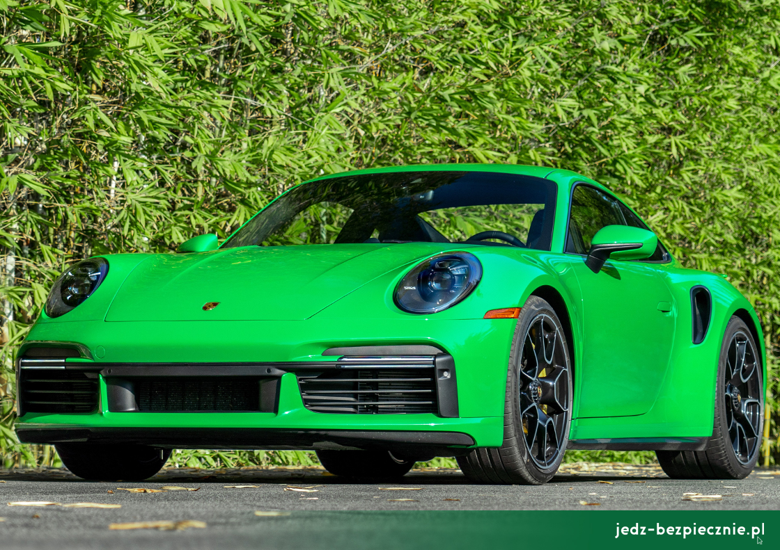 Wydarzenia | World Performance Car 2021 - Porsche 911 Turbo